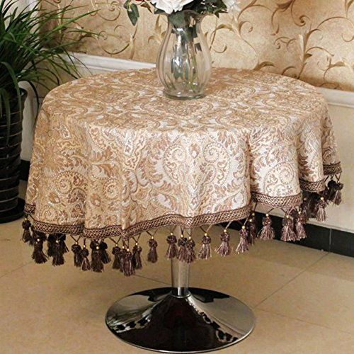 Tablecloths Bring Ambience And Completeness To Your Dining