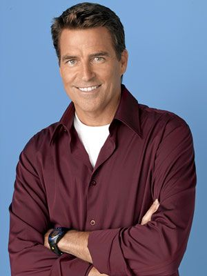 Ted McGinley  [he has acted in some Christian films and some wonderful Hallmark movies]