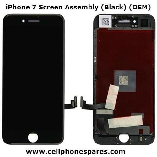 Find Great Deals For Oem Iphone 7 Screen Replacement Black Full Assembly 3d Touch Lcd Digitizer Shop With Confidence Screen Repair Lcd Wholesale Cell Phones