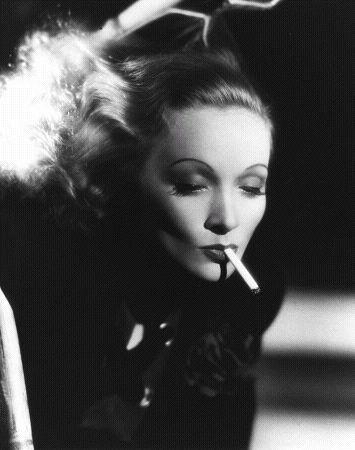 Marlene Dietrich by George Hurrell http://www.flickr.com/photos/24605060@N08/2338261484/in/photostream: