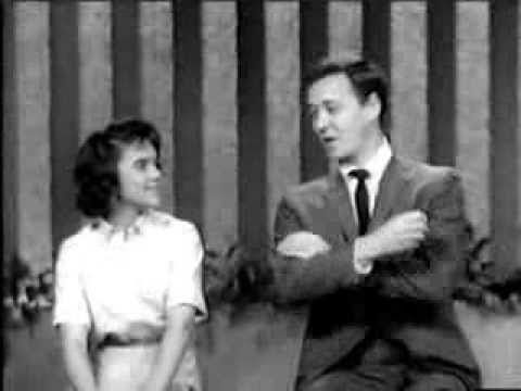 You Bet Your Life  - Melinda Marx & Bobby Van - Love the dance routine starting at 11:38