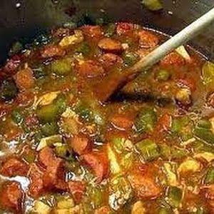Louisiana Gumbo Like you've got never tasted food before...omg yumm