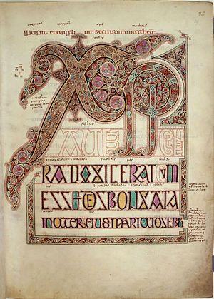 Resultado de imagen de 8th and 9th Centuries. Anglo-Saxon. letras