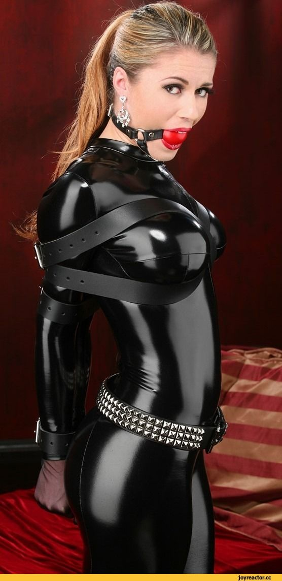 Curious question sexy girls latex bondage better, perhaps