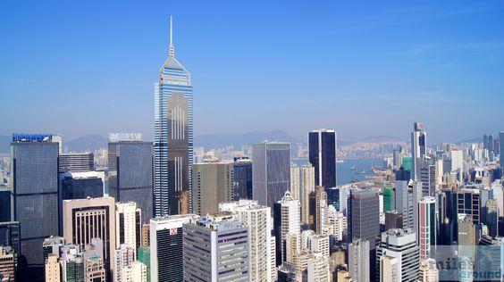 Ausblick vom Hopewell Center - Check more at http://www.miles-around.de/asien/hong-kong/auf-nach-kowloon/,  #AvenueofStars #HongKong #HopewellCenter #Hotel #ifc-Tower #Kowloon #Reisebericht #Shopping #StarFerry #SymphonyofLights