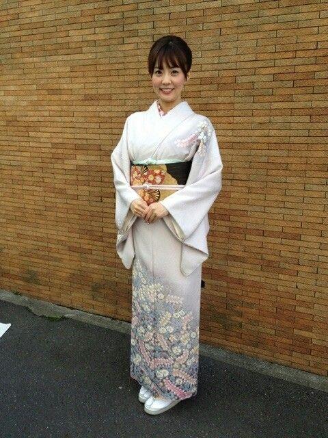 小林麻耶かわいい着物姿披露