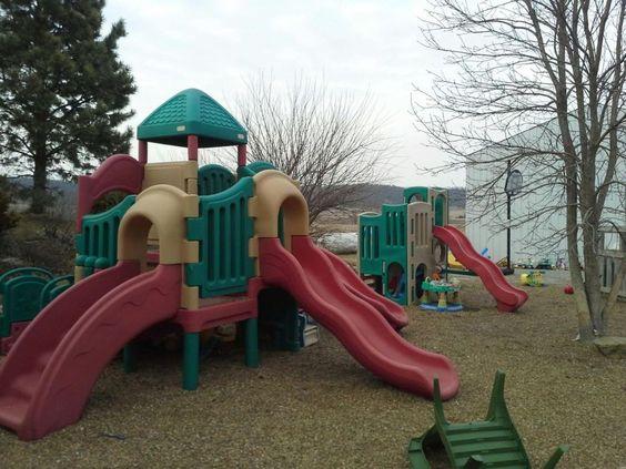 Little Tikes Orange Slides : Little tikes steering wheels and playgrounds on pinterest