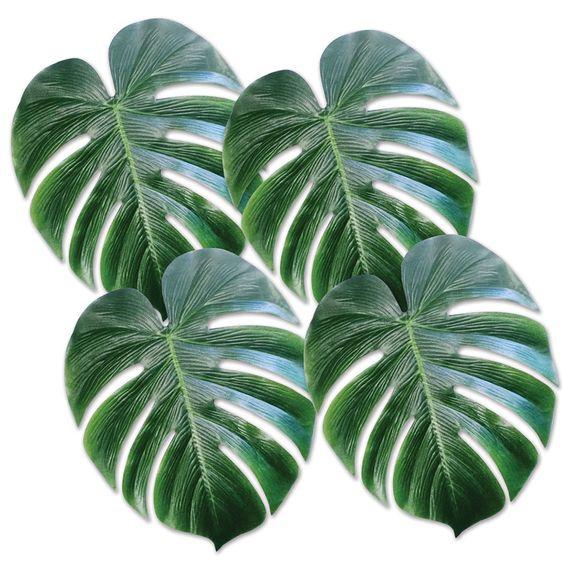 4 feuilles des tropiques pour l'anniversaire de votre enfant - Annikids