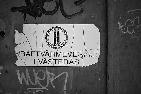 Gamla kraftvärmeverket Västerås