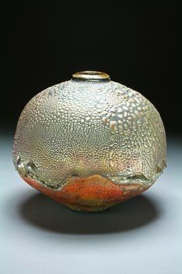 Raku Pottery by Steven Forbe-deSoule: