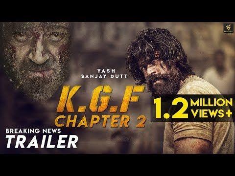 kgf chapter 2 official trailer rocking star yash kumar official trailer chapter trailer kgf chapter 2 official trailer rocking