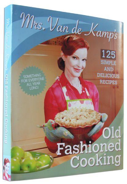 le livre de recettes de bree van de kamp dans desperatehousewives recettes en s ries. Black Bedroom Furniture Sets. Home Design Ideas