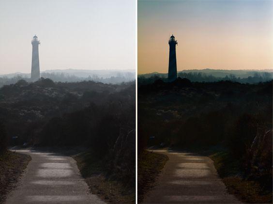 Photoshop tutorial – 'mislukte foto' sfeervol maken. www.fotografille.nl