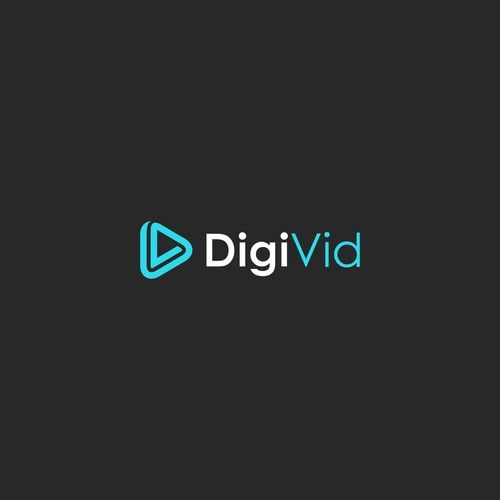 Digivid Digivid Needs A Cool Logo For The Video Production Marketing Company Digivid Is A Digital Video Marketing Cool Logo Logo Design Company Logo Design