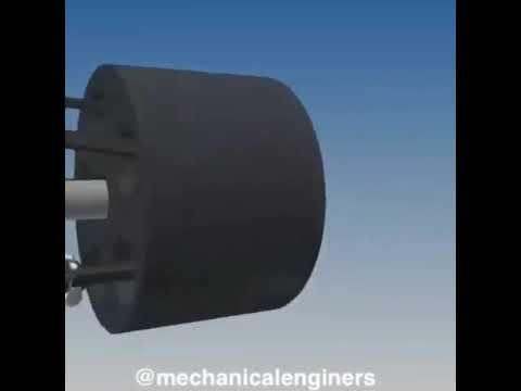 Animasi Mesin Duke Rotary Youtube Rotary Duke Engineering