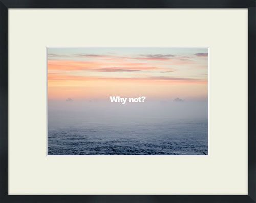 Framed Inspirational Photo Print and FREE DOWNLOAD COPY