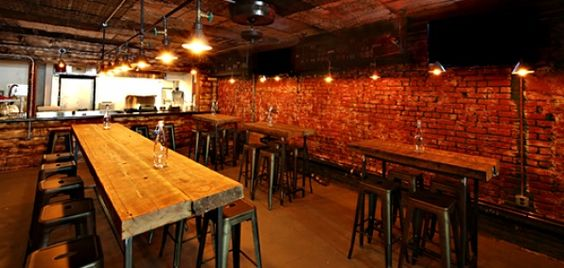 Fools Gold Beer Bar. 145 E Houston St (between Eldridge and Forsyth) New York http://www.foolsgoldnyc.com/