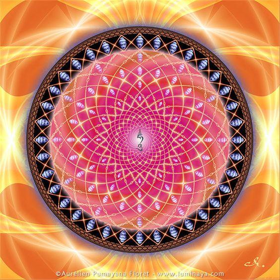 Boddhisatvas Banner Tapestry Mandala Healing par luminaya sur Etsy