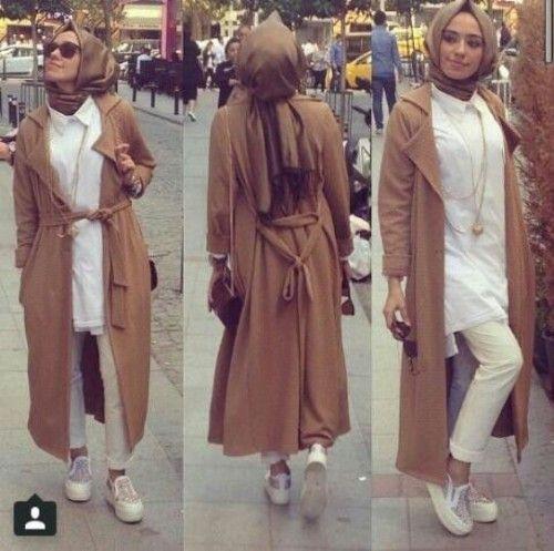 Hulya Aslan Hijab Style Clothes Pinterest Nice Looks Mode Et Mode Hijab