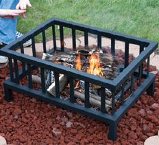 Metalworking & Home Welding - Portable Fire Basket Project Plan