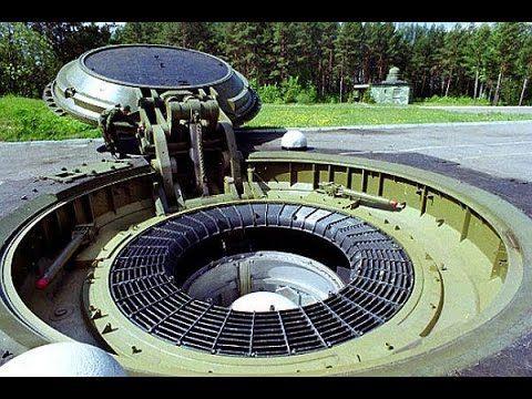 Оружие возмездия. Ядерное могущество России ракета УР -100.