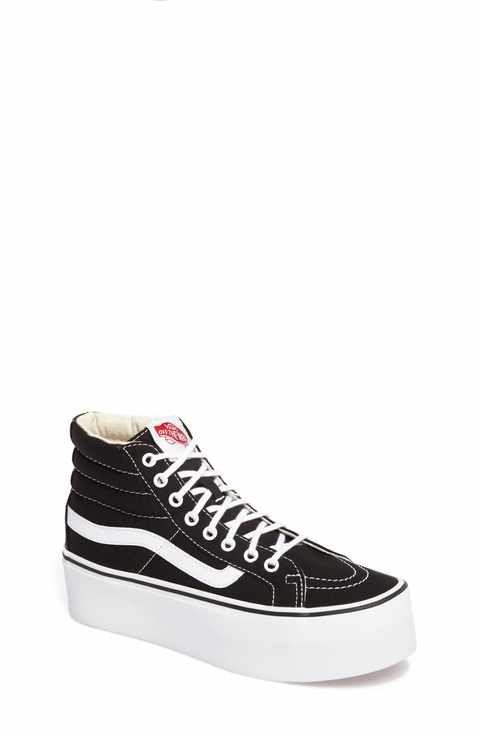 Vans Sk8-Hi Platform Sneaker (Women)  f5860e80f43
