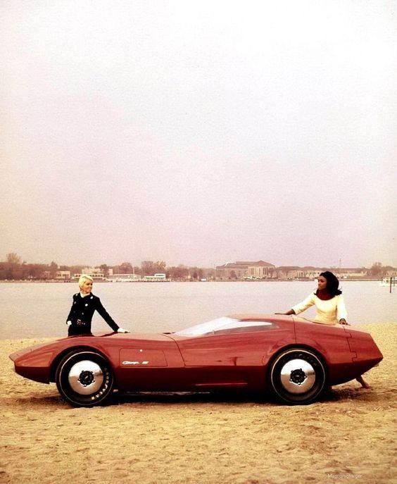 1968 Dodge Charger mk3