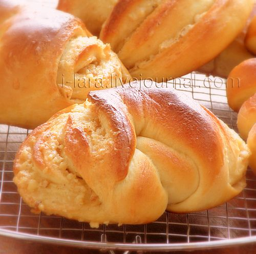 как приготовить слойку булочку нежную ароматную их советского детства