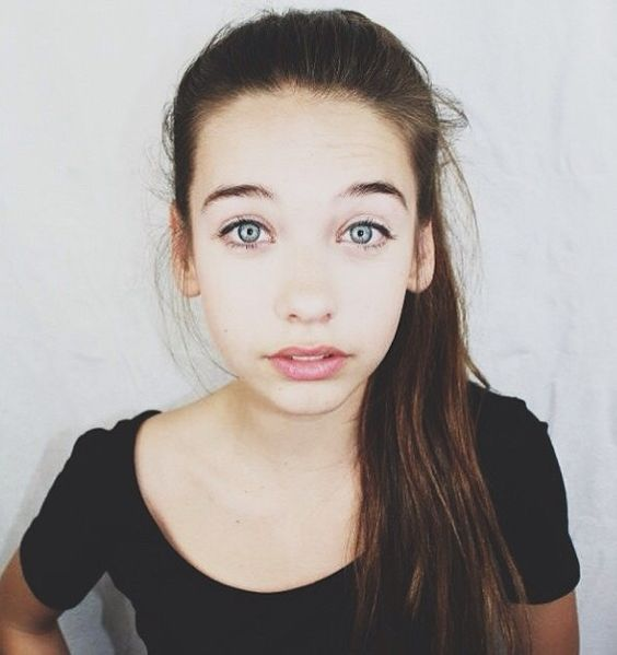 Amanda Steele - 13 Year Old Makeup Guru. She Is One Of My Favorites And She Is One Of My Heroes ...