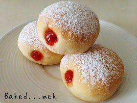 Guava Jelly Doughnut Holes