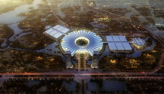 Vietnam's New National Exhibition and Trade Fair Center