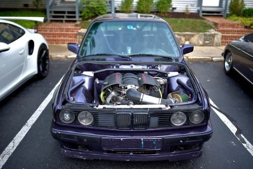 What S That Under The Hoo Via Reddit With Images Luxury Cars