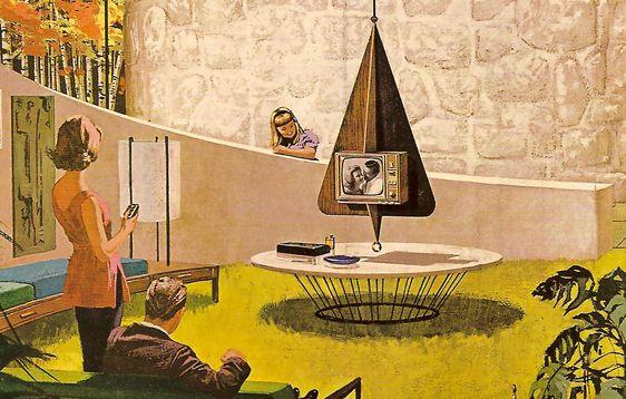 "Motorola ""Future"" ads, 1961"
