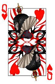 Image result for queen of hearts paintings