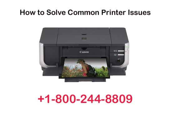 How To Solve Common Printer Issues With Images Printer