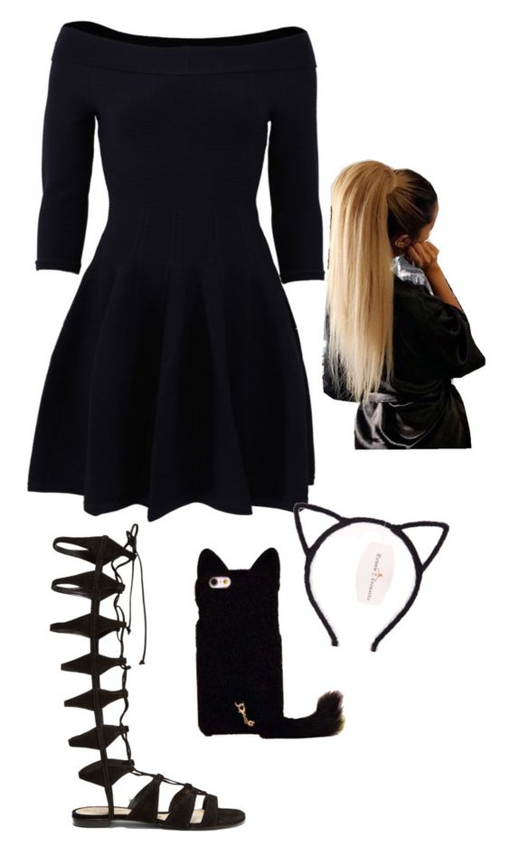 And when you think happiness, I hope you thank that little black dress -Taylor Swift by just-a-girl-in-a-big-world on Polyvore featuring polyvore, fashion, style, Jonathan Simkhai, Schutz and clothing
