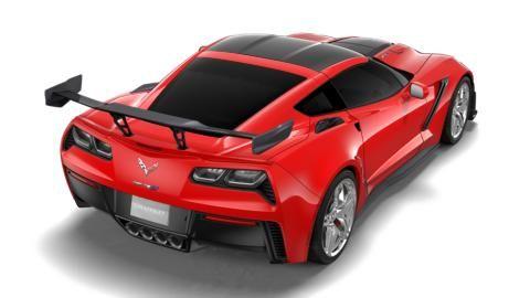 Www Chevrolet Com Performance Corvette Zr1 Supercar Build And