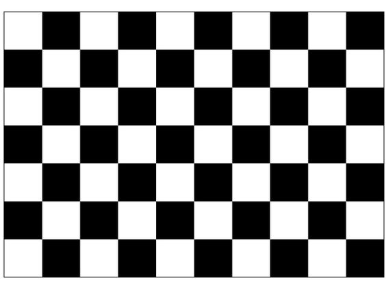 Printable Checkered Flag Paper Going To Make A Paper Chain With This Pattern On Some Of T Cars Birthday Party Disney Checkered Flag Trucks Birthday Party