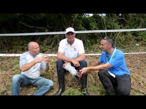 4th World Feeder Fishing Championship 2014 - Tom Pickering - YouTube