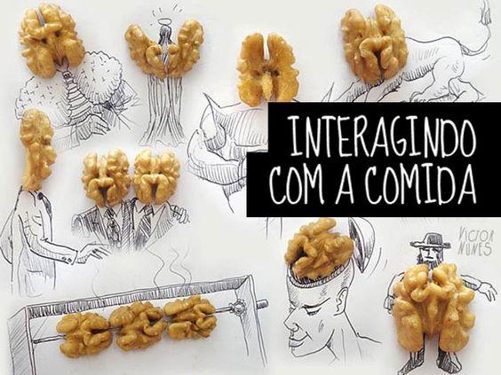 Interagindo com a comida: http://mixidao.com.br/interagindo-com-comida/