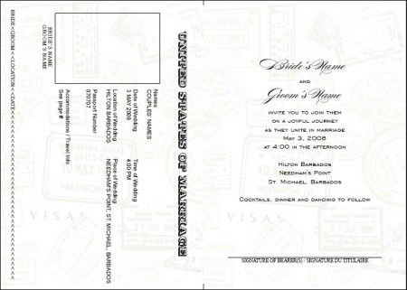 Passport Invitation Template Party Time Pinterest The O 39 Jays Passp