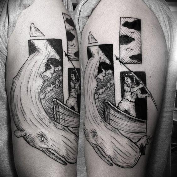 #tattoofriday - Farfalla Ink, Brasil