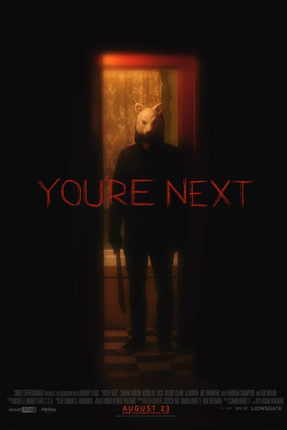 You're Next (Can't Wait)
