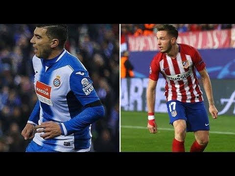 Atleti Madrid Beats Rcdespanyol By 1 0 Griezmann S 200th Career Goal Moves Hosts Back Up To Secon Atlético Madrid Griezmann Club Atlético De Madrid