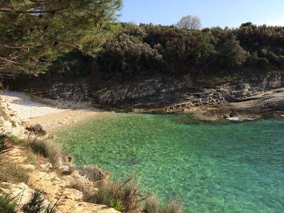 Península de Kamenjak, Istria, Croacia