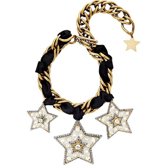Lanvin Women's Star Pendant Necklace ($1,249) ❤ liked on Polyvore featuring jewelry, necklaces, no color, toggle necklace, star pendant, charm pendant necklace, engraved pendant necklace and engraved pendants