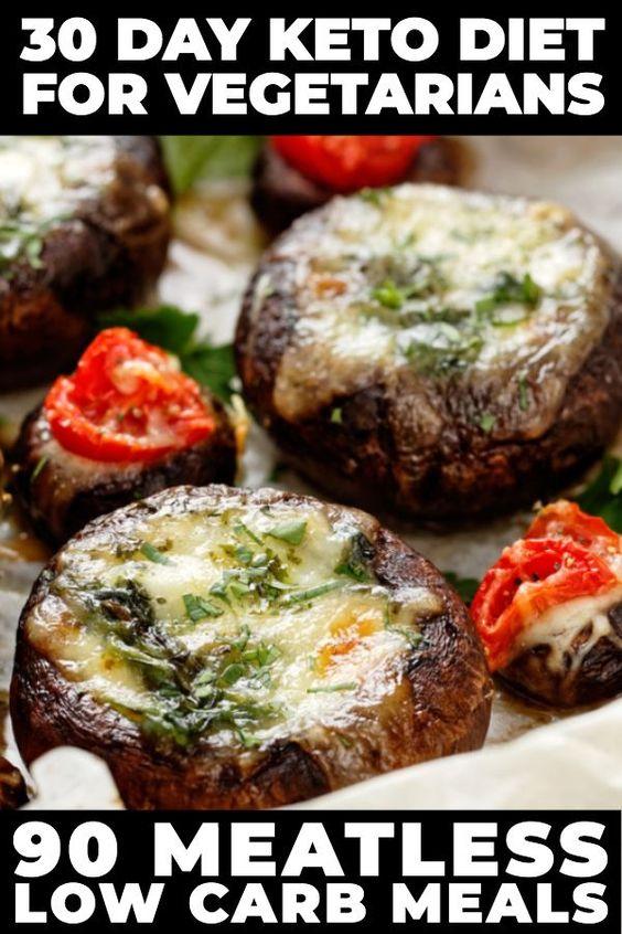 Total Vegetarian Keto Diet Guide & Sample Meal Plan For Beginners
