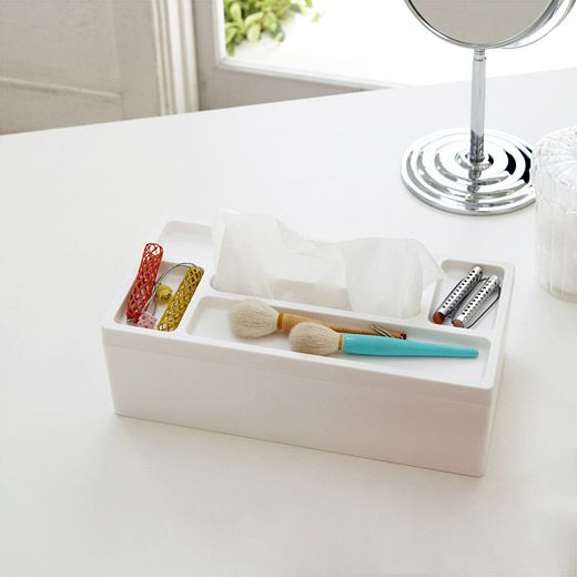 How cool is this?! MOMA Palette Tissue Case