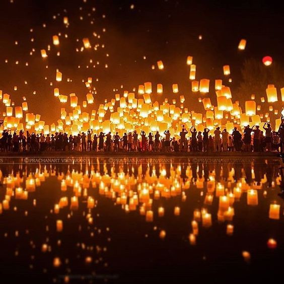 Yipeng Festival in Chiangmai, Thailand | By @nikcyclist #TheGlobeWanderer