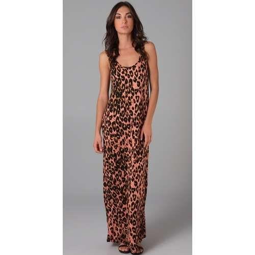 maxenout.com leopard maxi dress (04) #cutemaxidresses | Dresses ...